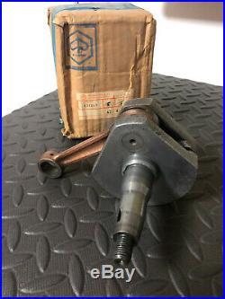 Vespa 180 SuperSport Vilebrequin Original Albero Motore Crank Shaft VSC SS SS180