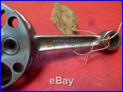 Vilebrequin VESPA 125 ACMA VM2T / VN1 2T 1951 / 55 axe piston 15 mm NOS