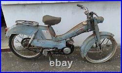 # mob motobecane mobylette AV68 AU68 1966 moto collection livrable
