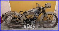 - monet goyon S3G 1951 en état d'origine sortie de grange barn find livrable