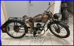 - motobecane B1V2 1939 en état d'origine sortie de grange barn find livrable